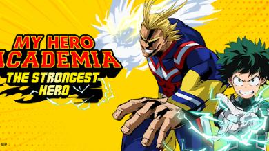 Photo of My Hero Academia: The Strongest Hero – Trailer Oficial