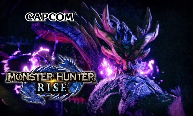 Monster Hunter Rise ha vendido 5 millones de copias alrededor del mundo