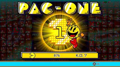 Photo of PAC-MAN 99 Ya está disponible para miembros de Nintendo Switch Online
