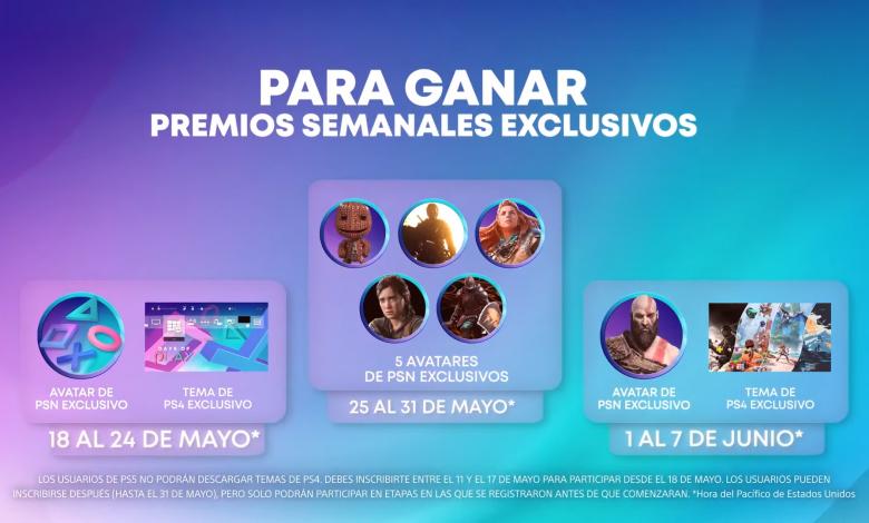 Celebra con la Comunidad de PlayStation con Days of Play 2021