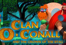 Photo of Review Clan O'Conall and the Crown of the Stag – El poder de 3 hermanos