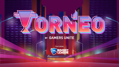 Photo of !Enciendan sus motores! Gamers Unite presenta el Torneo Rocket League