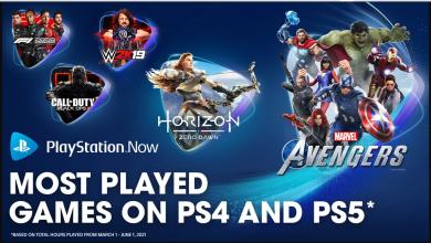 Photo of PlayStation Now: Los juegos más jugados en primavera