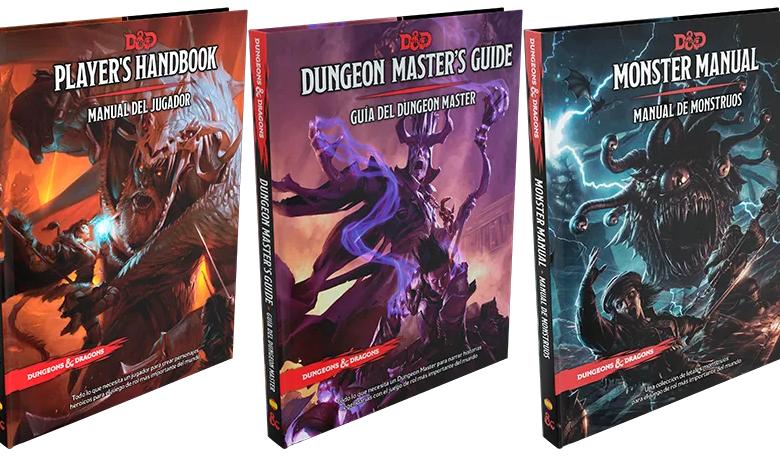 Dungeons & Dragons llegará en español este año