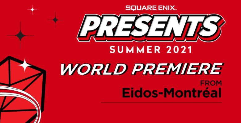 El Square Enix Presents Summer aparecerá en el E3 2021