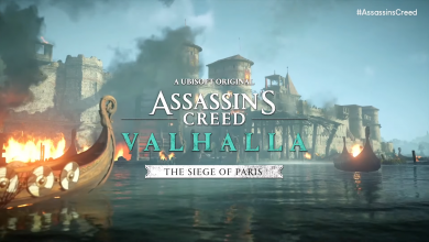 Photo of Assassin's Creed Valhalla: El Asedio de París llegará en Agosto