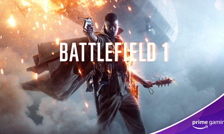 Battlefield 1 y Battlefield V llegarán a Prime Gaming
