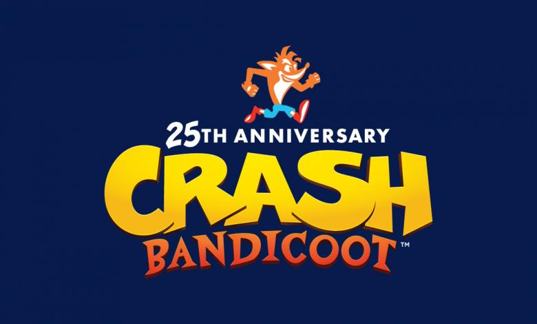 Crash Bandicoot celebra sus 25 años con CRASHiversary y Quadriliogy