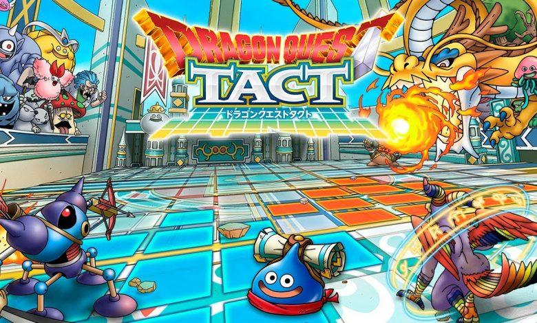 Dragon Quest Tact celebra sus sexto mesario con nuevo contenido