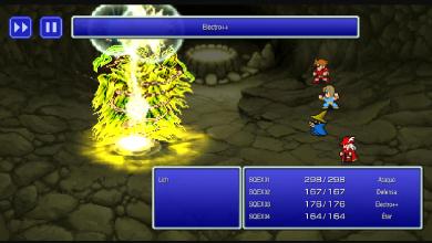 Photo of Final Fantasy I, II y III ya están disponibles en Steam y dispositivos móviles