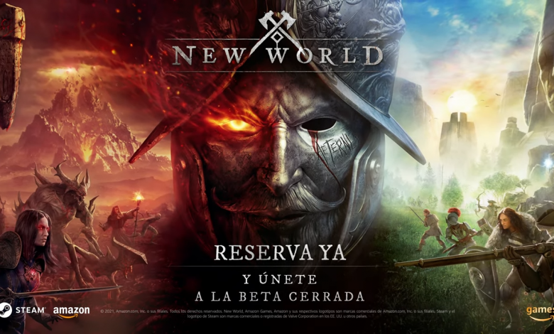 Amazon Games lanza la beta cerrada de New World