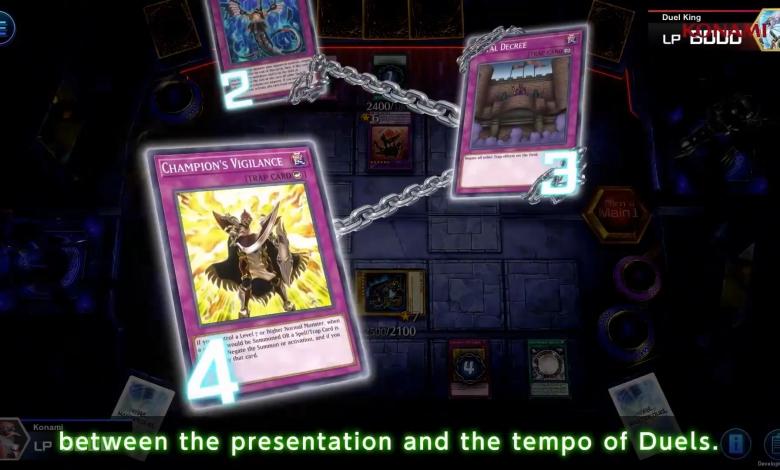 Master Duel, Rush Duel y Cross Duel los 3 nuevos títulos digitales de Yu-Gi-Oh!