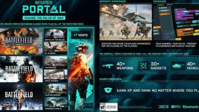 Photo of La plataforma Battlefield Portal llegará a Battlefield 2042