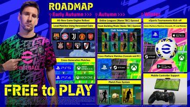 Photo of Konami presenta eFootball un gratuito juego de simulación de futbol