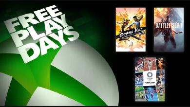 Photo of Xbox Días de juego gratis: Battlefield 1, Olympic Games Tokyo 2020 y más