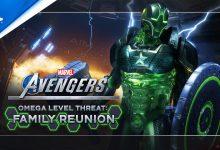 Photo of Marvel's Avengers lanza actualización Omega Level Threat: Family Reunion