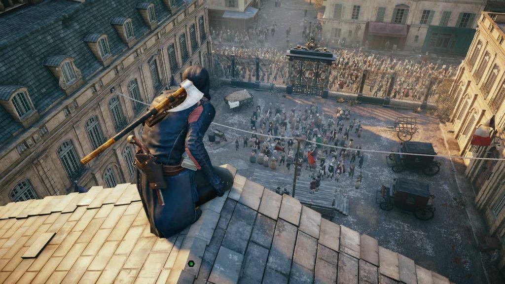 Assassin's Creed: Unity - El fracaso de una revolución