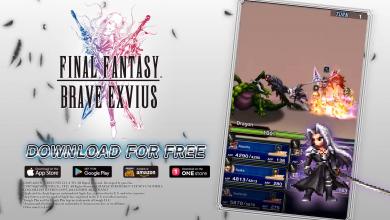 Photo of Sephiroth, el villano legendario llega a Final Fantasy Brave Exvius