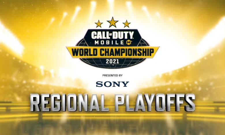 La Etapa 4: Playoffs Regionales de Call of Duty: Mobile World Championship 2021 comienzará a finales de agosto
