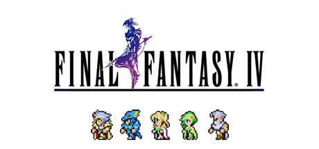 Final Fantasy IV vuelven a la vida en Steam y en móbiles