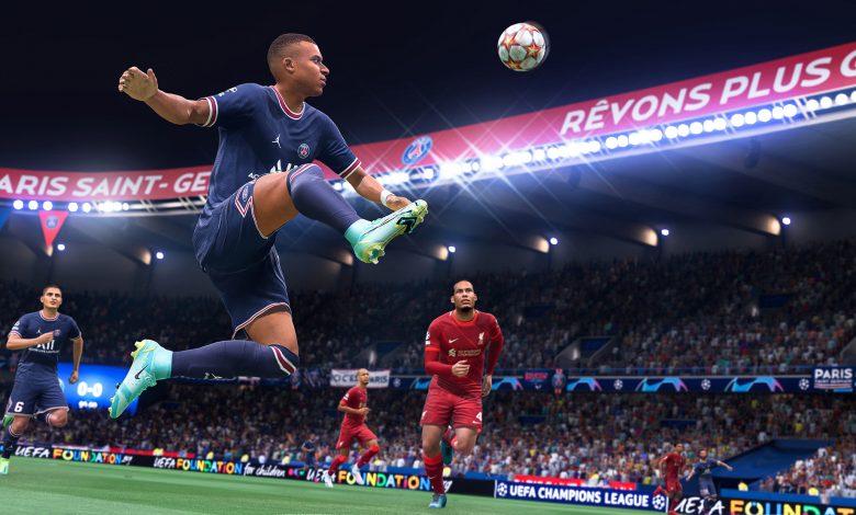 EA Sports FIFA 22 revela los ratings de los mejores jugadores