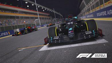 Photo of La actualización de la temporada 2021 de F1 (R) Mobile Racing ya está disponible
