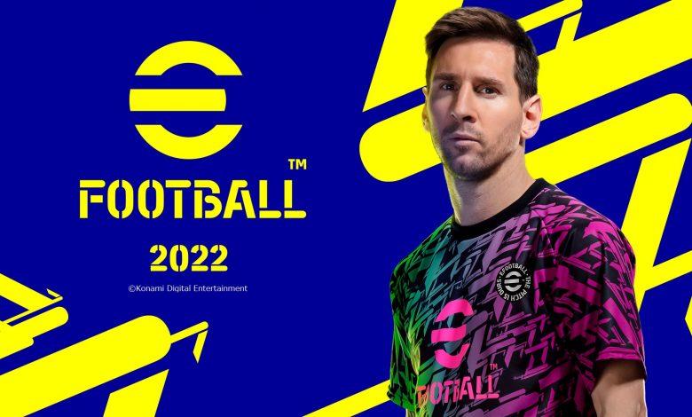 Konami anunció eFootball 2022 y contenido detallados del juego