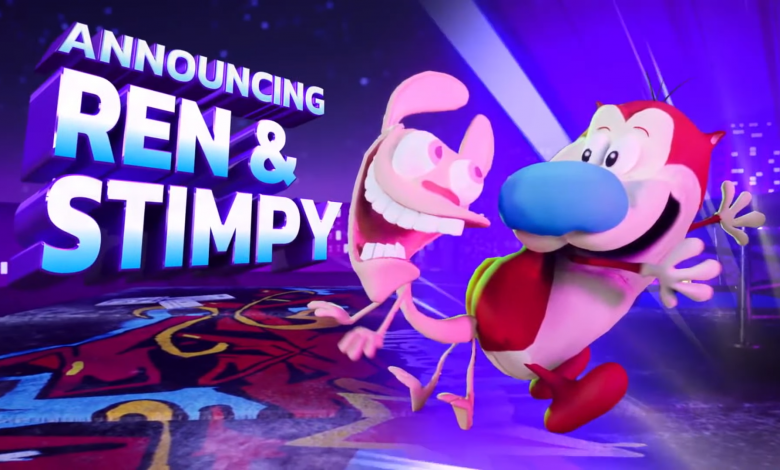 Ren & Stimpy llegarán a Nickelodeon All-Star Brawl