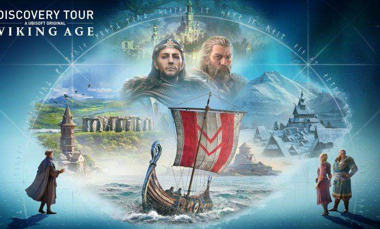 Discovery Tour: Viking Age ya tiene fecha de salida