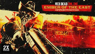 Photo of Red Dead Online – Consigue doble RDOS$ y XP por robar el Rubí del este
