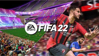 Photo of EA Sports FIFA 22, con su tecnología next-gen hypermotion, esta disponible a partir de hoy a nivel mundial