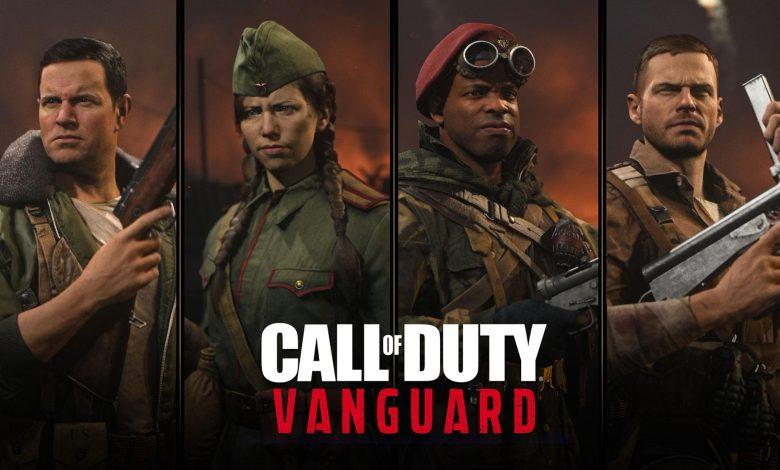 Call of Duty: Vanguard - Conoce a los operadores de la nueva campaña